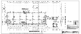 Steel Detailing - Framing Plan